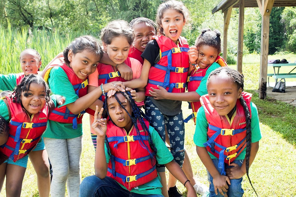 Girl Scout Troop for Homeless Kids