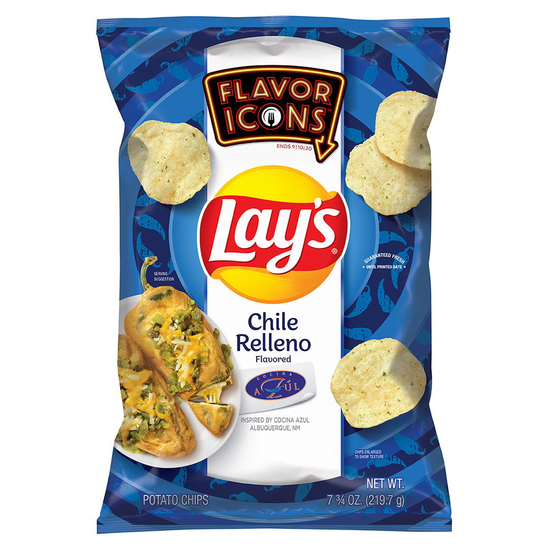 New Lay's Flavors