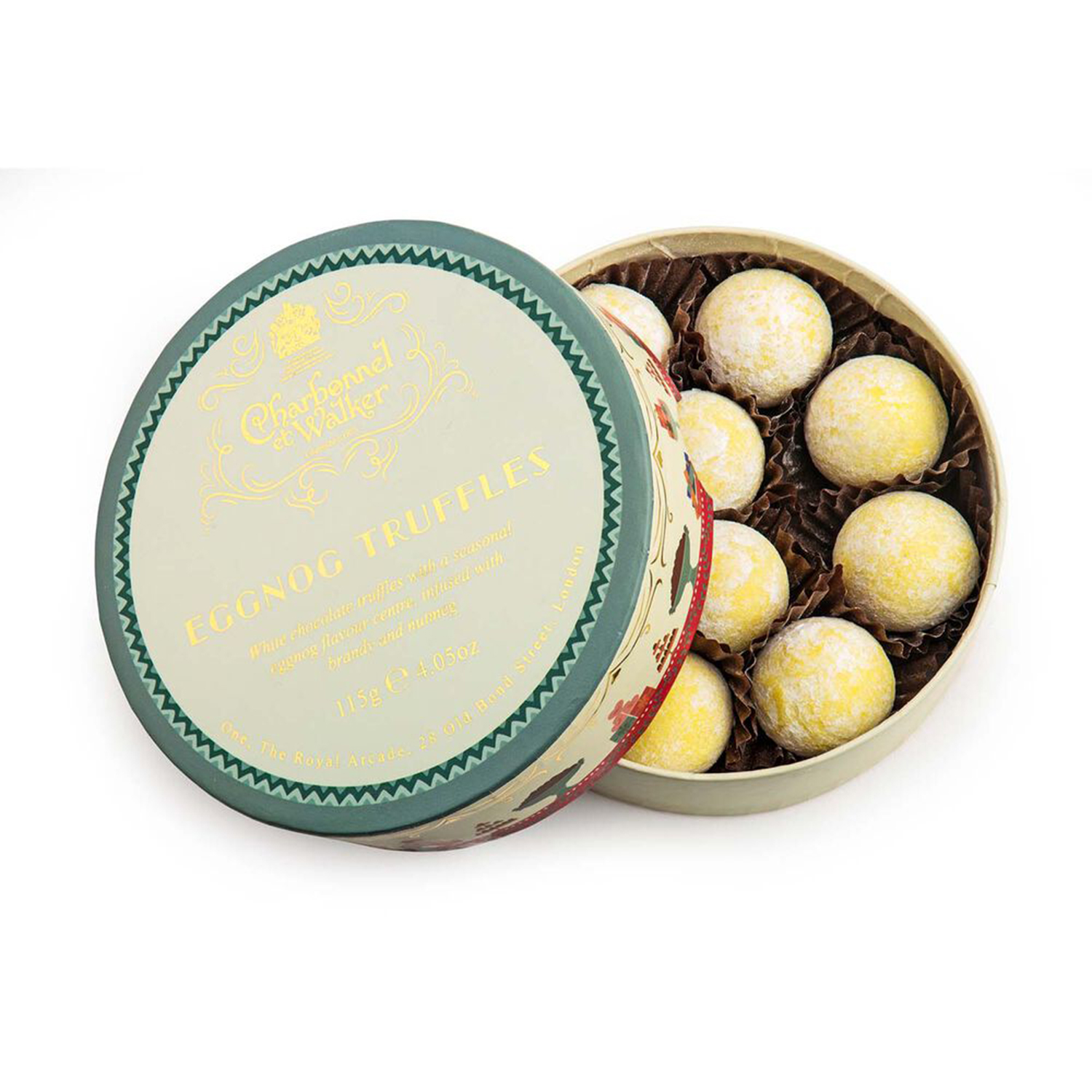 CHARBONNEL ET WALKER MILK CHOCOLATE AND TRUFFLE SET