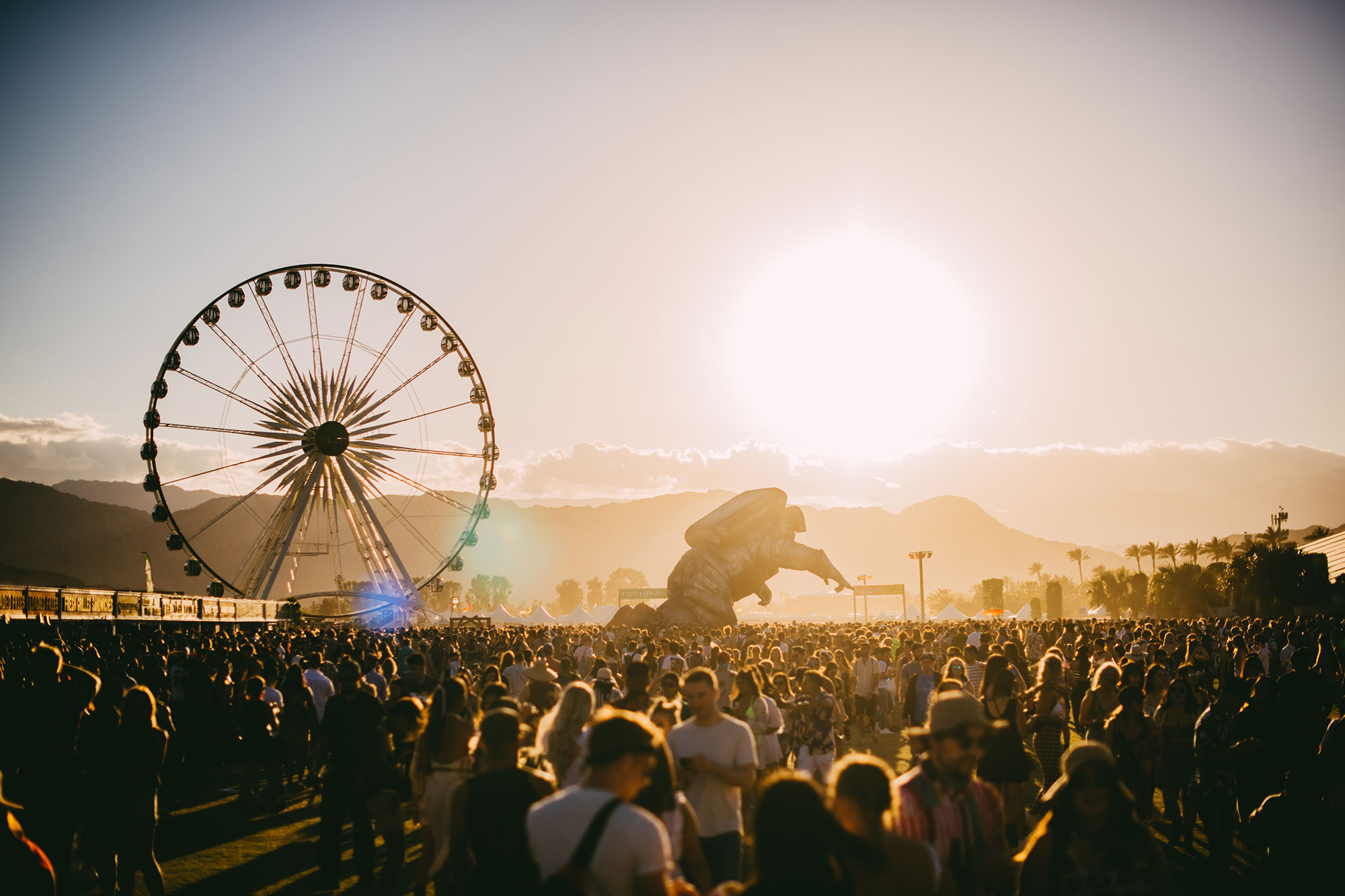 2019 Coachella Valley Music And Arts Festival