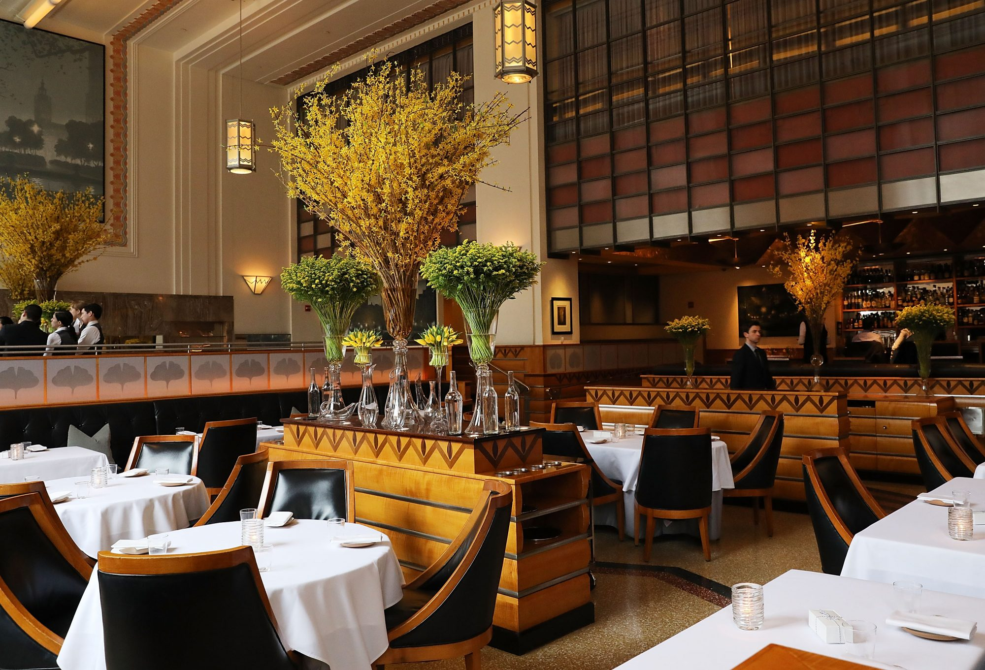 New York City's 11 Madison Park Named World's Best Restaurant
