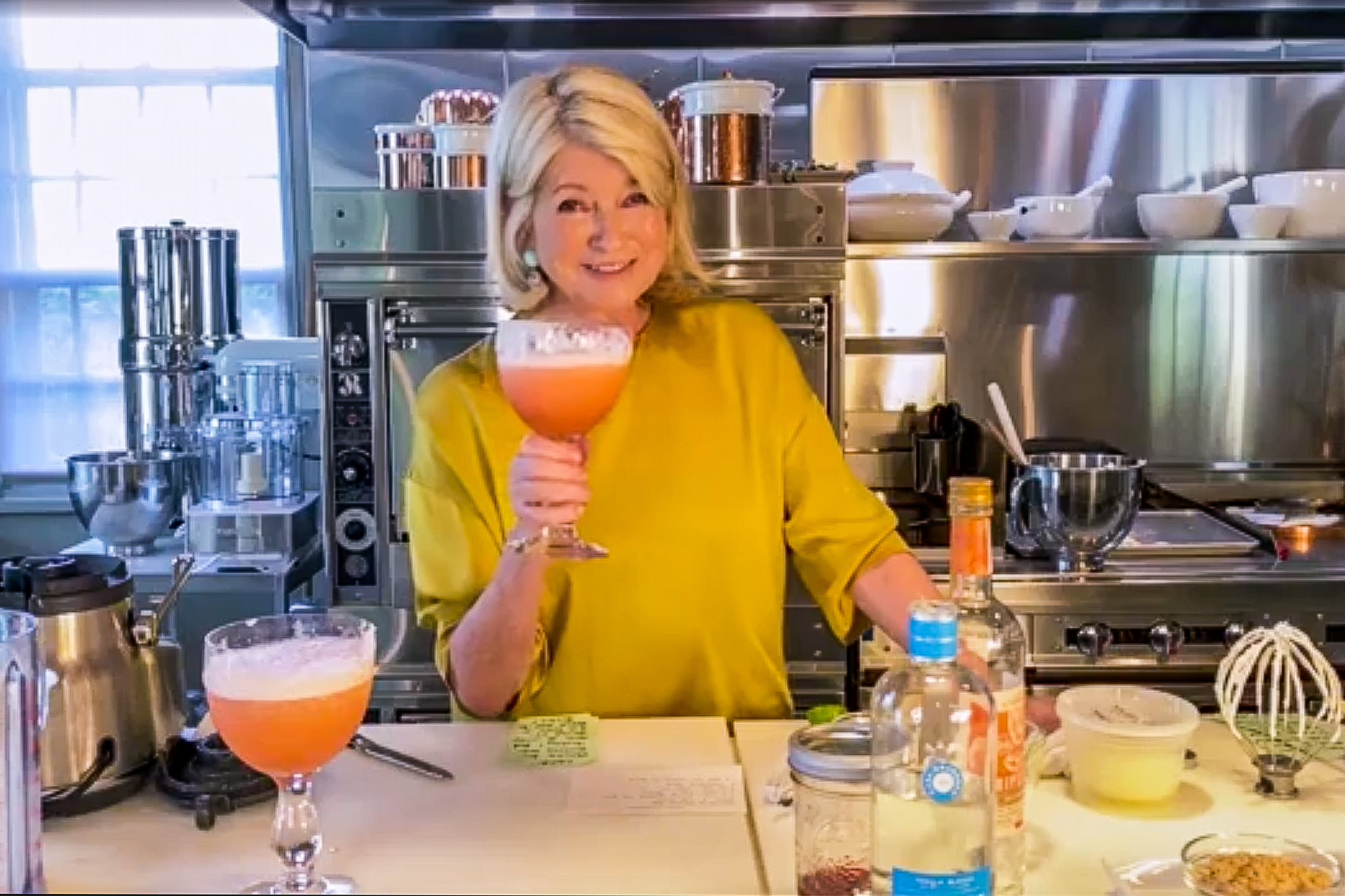 Food & Wine Classic At Home | Martha Stewart
