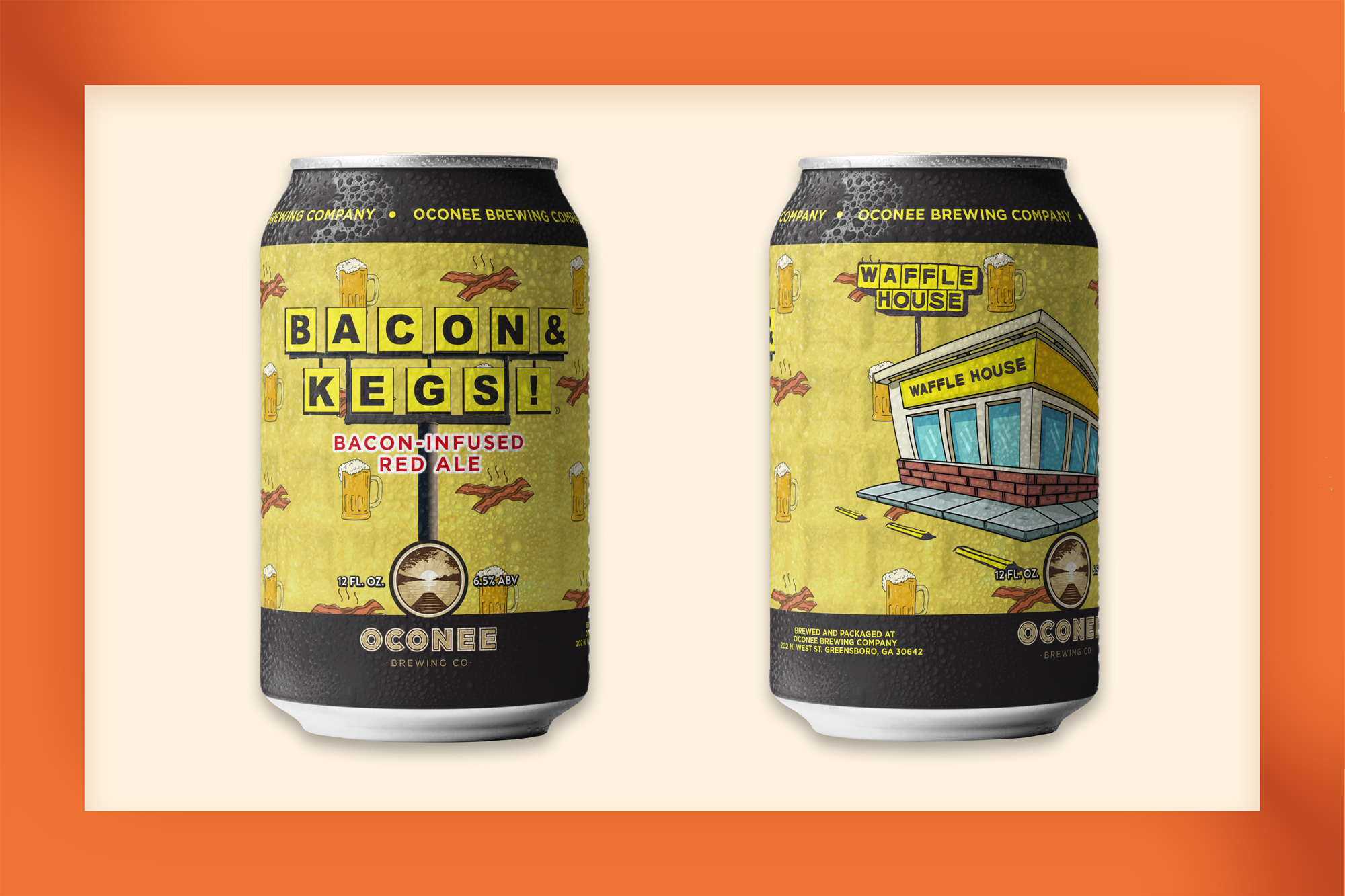 Bacon & Kegs Beer