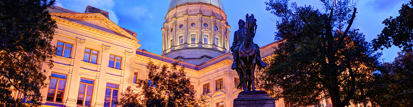 Header Atlanta Capitol Building