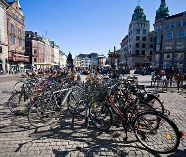 The World's Top Biking Cities: Copenhagen