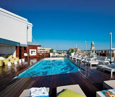 The Hottest Hotel Rooftop Bars: Washington, D.C.