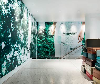 Best Hotel Art Collections: The James, Chicago