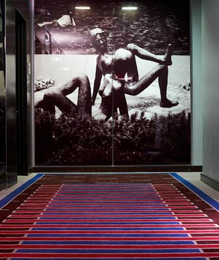 Best Hotel Art Collections: The Joule, Dallas