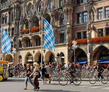 The World's Top Biking Cities: Munich