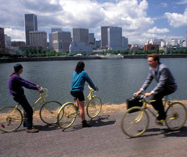 The World's Top Biking Cities: Portland, OR