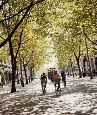 The World's Top Biking Cities: Seattle