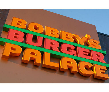 World's Top Fast-Food Restaurants: Bobby's Burger Palace
