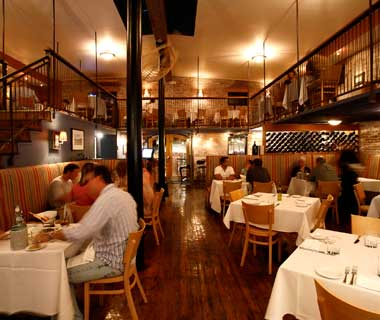 Great Farm-to-Table Restaurants: Cinque Terre, Maine