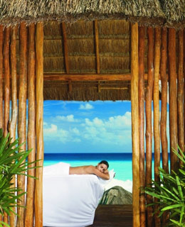 Most Exotic Spa Treatments: Achiote Hydrating Wrap, Cancún
