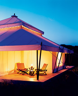 India's Most Romantic Places: Aman-i-Khás Wilderness Camp Rajasthan