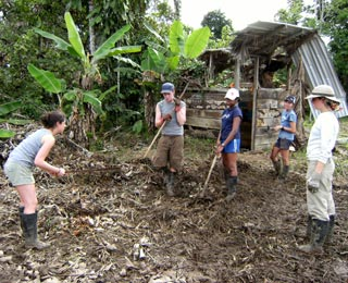 Great Humanitarian Trips Around the World: Indigenous Amazon Community Outreach, Ecuador