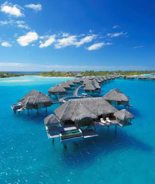 Most Over-the-Top Honeymoon Suites: Four Seasons Resort Bora Bora