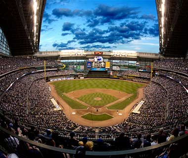 Best Baseball Stadium Food: Miller Park, Milwaukee Brewers