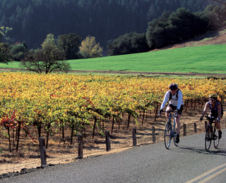 25 Great American Adventures: California Biking