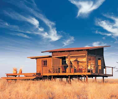 Namibia's Top Safari Lodges: Dunes Lodge, Namibrand Nature Reserve