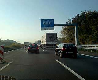 World's Strangest Laws: Stopping On the Autobahn Germany