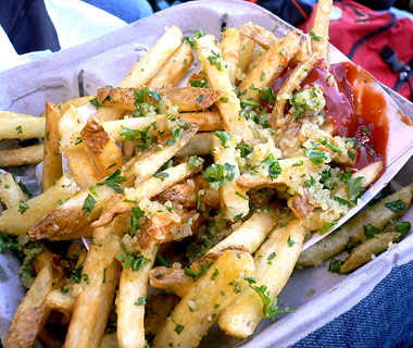 Best Baseball Stadium Food: AT&T Park, San Francisco Giants