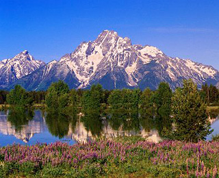 Washington, Montana, & Wyoming National Park Tour