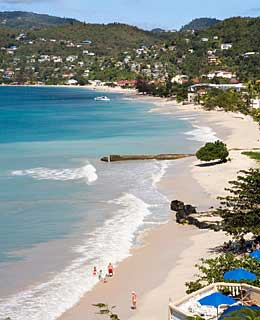 World's Strangest Laws: Strolling in a Bathing Suit, Grenada