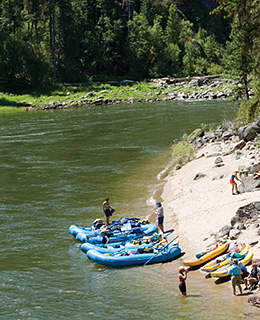 25 Great American Adventures: Idaho Rafting
