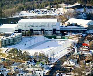 Do-It-Yourself Olympics: Lake Placid Olympic Region