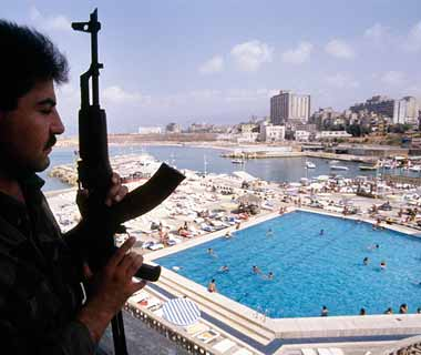 The World's Most Dangerous Countries:  Lebanon