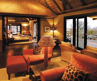 Namibia's Top Safari Lodges: Little Ongava, Ongava Game Reserve