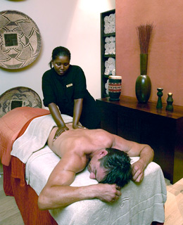 Most Exotic Spa Treatments: Fynbos Exfoliation and Wrap, South Africa