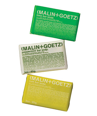 "Stealing Hotel Amenities: Right or Wrong? - Malin + Goetz ""Mojito"" Soaps"