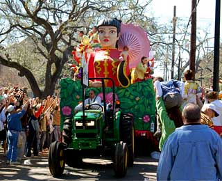 World's Craziest Party Towns: New Orleans, Louisiana