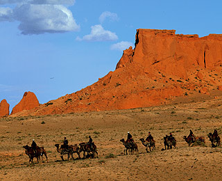 Life-Changing Trips: Asia - Ultimate Gobi with Nomadic Expeditions