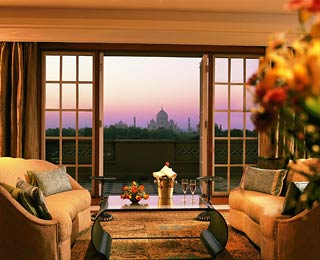 India's Most Romantic Places: Oberoi Amarvilas Agra