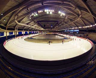 Do-It-Yourself Olympics: The Olympic Oval