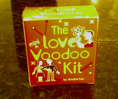 World's Strangest Hotel Mini-Bar Items: Voodoo Love Dolls