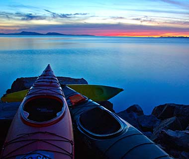 World's Top Nighttime Adventures: Kayaking the San Juan Islands