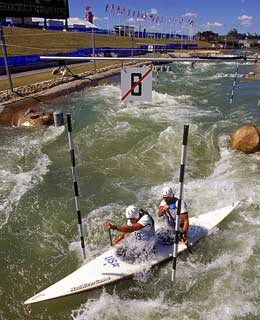 Do-It-Yourself Olympics: Penrith Whitewater Stadium