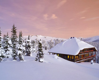 Best High-Altitude Hotels: Purcell Mountain Lodge