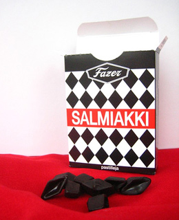 World's Strangest Candy: Salt Licorice