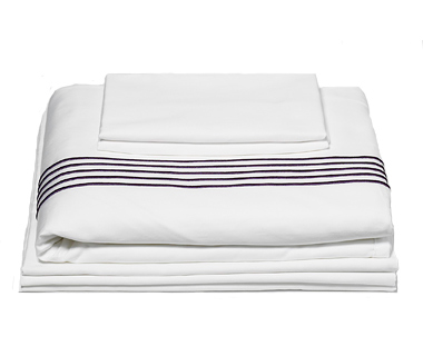Stealing Hotel Amenities: Right or Wrong? - Sferra 400-Thread-Count Cotton Sheets