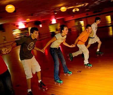 America's Best Retro Escapes: Skateland Roller Rink