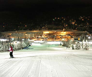 World's Top Nighttime Adventures: Ski Under the Stars