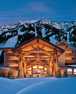 10 Must-Avoid Spots for Singles on Valentine's Day: Cozy Ski Lodges