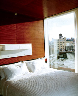 Best Affordable New York City Hotels: Downtown: The Standard