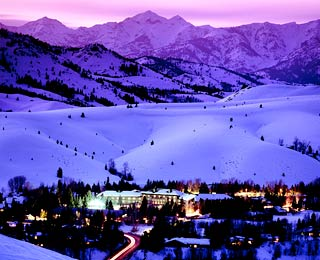 Best Resorts for Family Reunions: Sun Valley Resort