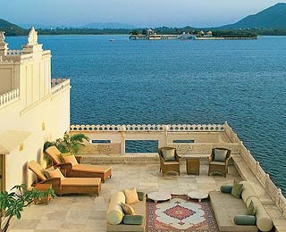 India's Most Romantic Places: Taj Lake Palace Udaipur